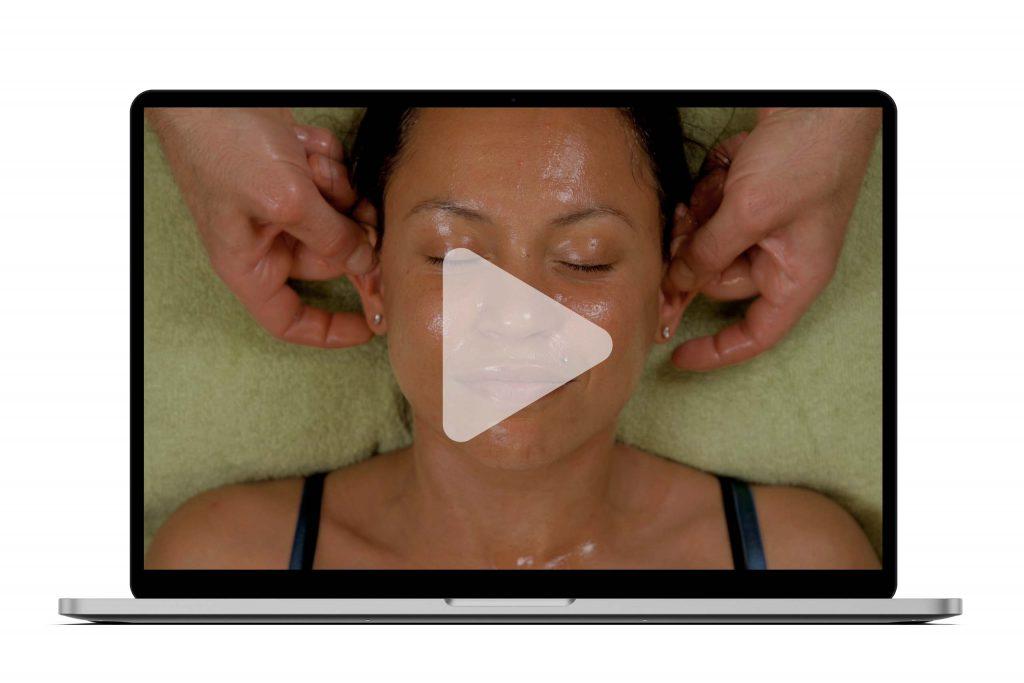 Videokurs Ayurveda Gesichtsmassage
